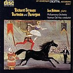 Norman Del Mar Burleske And Parergon For Piano And Orchestra Stimmungsbilder, Op.9
