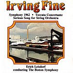 Erich Leinsdorf Symphony 1962/Toccata Concertante/Serious Song For String Orchestra