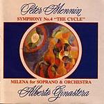 Abraham Kaplan Symphony No.4/Milena