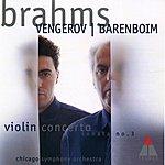 Maxim Vengerov Violin Concerto in D Major, Op.77/Violin Sonata No.3 in D Minor, Op.108