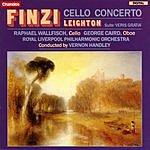 Vernon Handley Cello Concerto/Veris Gratia
