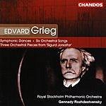 Gennady Rozhdestvensky Symphonic Dances/Six Orchestral Songs/Three Orchestral Pieces From 'Sigurd Jorsalfar'
