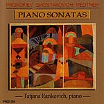 Tatjana Rankovich Piano Sonatas