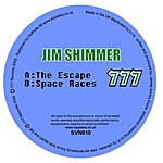 Jim Shimmer The Escape/Space Races (Single)