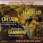 Tatjana Rankovich American Piano Works