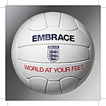 Embrace World At Your Feet: The Official England Song For World Cup 2006 (3-Track Single)