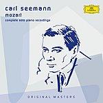 Carl Seemann Complete Solo Piano Recordings