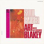 Art Blakey Soul Finger (Japanese LPR)