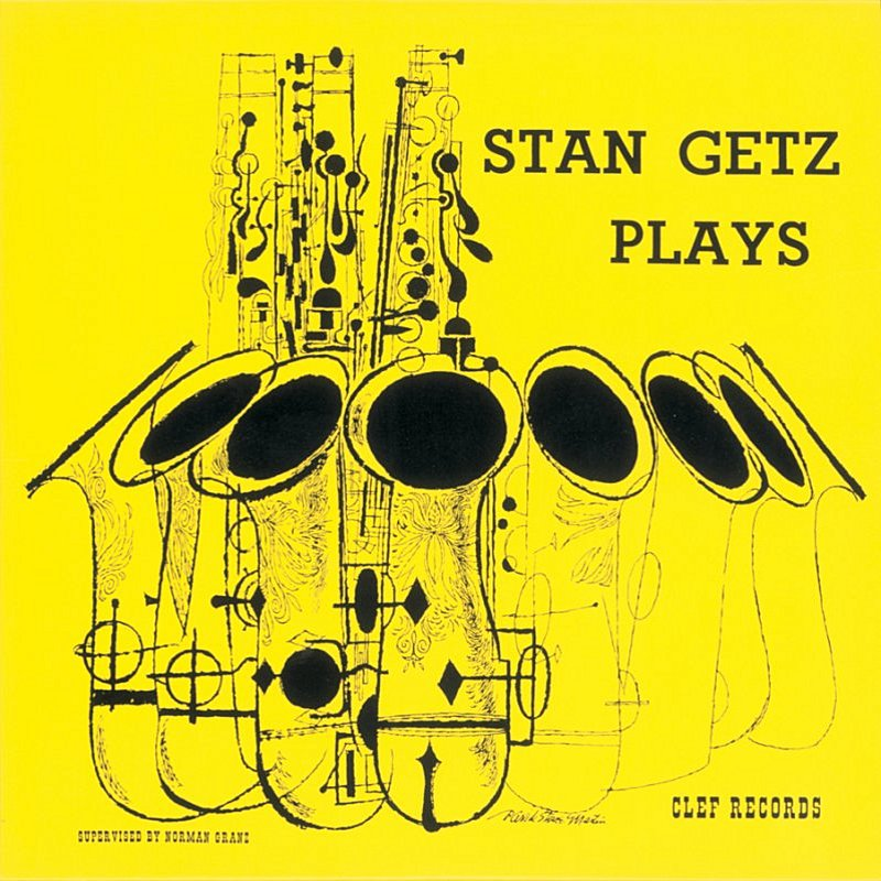 Cover Art: Stan Getz Plays