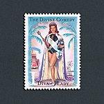 The Divine Comedy Diva Lady (3 Track Single)