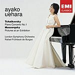 Ayako Uehara Piano Concerto No.1 in B Flat Minor, Op.23/Pictures At An Exhibition