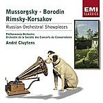 André Cluytens Russian Orchestral Showpieces
