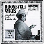 Roosevelt Sykes Roosevelt Sykes Vol.8: 1945-1947