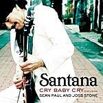 Santana Cry Baby Cry (2-Track Single)