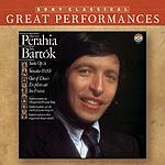Murray Perahia Great Performances: Sonata For Piano, Sz.80/Improvisations On Hungarian Peasant Songs/Suite, Op.14/Out Of Doors/Sonata For Two Pianos And Percussion
