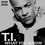 Cover Art: What You Know (Parental Advisory)