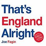 Joe Fagin That's England Alright (3-Track Single)