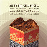 Yoav Gal Bit By Bit, Cell By Cell: Music For Soprano & Atari 800XL