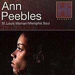Ann Peebles St. Louis Woman/Memphis Soul