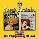 Vicente Fernández 35 Anniversary Remastered Series, Vol.3