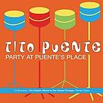 Tito Puente Party At Puente's Place