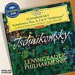 Pyotr Ilyich Tchaikovsky Symphonies Nos. 4, 5 & 6 'Pathetique'