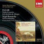 Vernon Handley Introduction And Allegro in G Major, Op.47/Violin Concerto in B Minor, Op.61