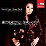 Sarah Chang Violin Concerto No.1 in A Minor, Op.99/Violin Concerto No.1 in D Major, Op.19