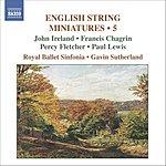 Gavin Sutherland English String Miniatures, Vol.5