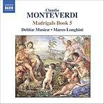 Marco Longhini Madrigals, Book 5 (Il Quinto Libro De' Madrigali, 1605)