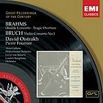 Alceo Galliera Double Concerto/Tragic Overture/Violin Concerto No.1
