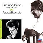 Andrea Bacchetti Piano Works
