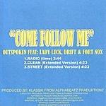 Outspoken Come Follow Me (3-Track Single)