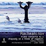 Mikhail Pletnev Piano Concerto No.1 in F Sharp Minor, Op.1/Rhapsody On A Theme Of Paganini