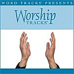 Word Tracks Presents Worship Tracks: God Of Wonders - As Made Popular By Cry On A Hill (Performance Track)