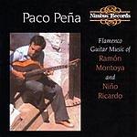 Paco Peña Flamenco Guitar Music Of Ramón Montoya And Niño Ricardo