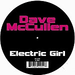Dave McCullen Electric Girl (2-Track Single)