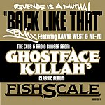 Ghostface Killah Back Like That (Edited) (Single)