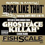 Ghostface Killah Back Like That (Parental Advisory) (Single)