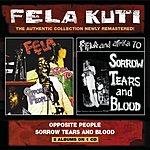 Fela Kuti Opposite People/Sorrow Tears And Blood (4-Track Maxi-Single)