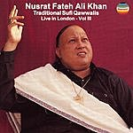 Nusrat Fateh Ali Khan Live in London, Vol.3