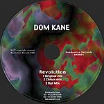 Dom Kane Revolution (3-Track Maxi-Single)