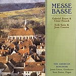 The American Boychoir Messe Basse