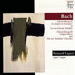 Bernard Lagacé Clavierubung III (Organ Mass)/The Six Schübler Chorals