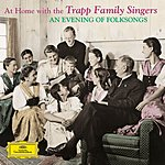 Trapp Family Singers An Evening Of Folk Songs With The Trapp Family Singers
