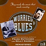 Frank Hutchison Worried Blues (CD B)