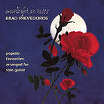 Brad Prevedoros Moonlight On Roses