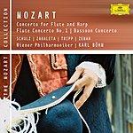 Wolfgang Schulz Concerto For Flute & Harp in C Major, K.299/Flute Concerto No.1 in G Major, K.313/Bassoon Concerto in B Flat Major, K.191