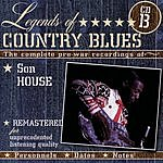 Son House Legends of Country Blues (CD 2)
