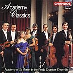 Academy Of St. Martin-In-The-Fields Chamber Ensemble Academy Classics